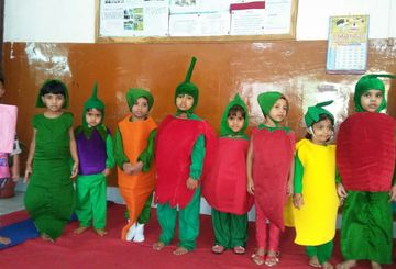 Fancy Dress Competition at Vani kids